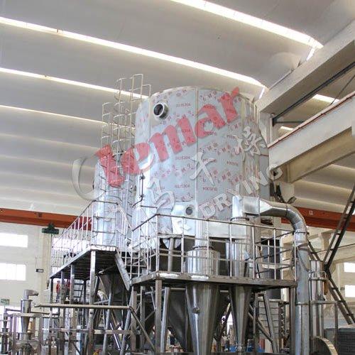浙江百山祖生物科技有限公司-灵芝粉喷雾干燥机